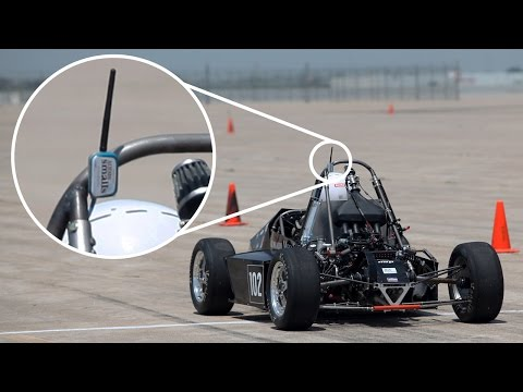 COSMOS and Arduino: $20 Telemetry System - YouTube