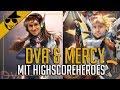 Highscoreheroes und aSmoogl im Ranked - Dva und Mercy Rework Talk