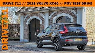 2018 VOLVO XC40 // pov test drive & in depth review
