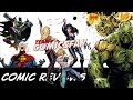 Comic Reviews 134 (Justice League/Danger Girl/Batman/Swamp Thing/Sinestro) Deutsch