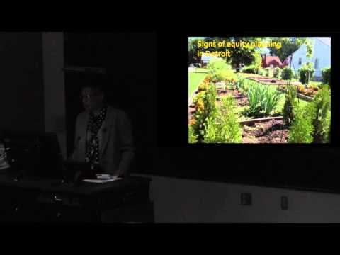 June Manning Thomas - Spring 2014 Baumer Lecture Series #4