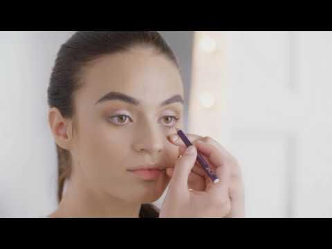 Видеоурок красоты: Как увеличить глаза с помощью макияжа
