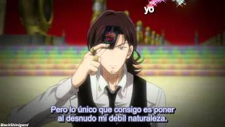 C The Money of Soul and Possibility Control Full OP sub español