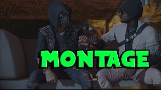 Watch Dogs 2 - Epic Parkour Montage
