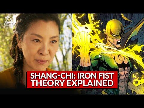Shang-Chi: Iron Fist