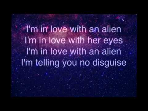 Karaoke-Fell in love with an alien