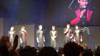 2PM Go Crazy Dallas- English Session 3 & I