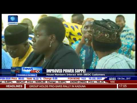 House Committee On Power Visits IBEDC