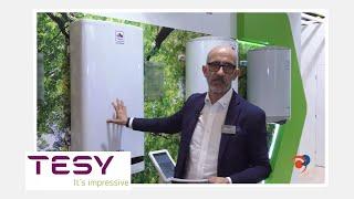 TESY novedades en producción y acumulación ACS y calefacción eléctrica en la Feria C&R 2019