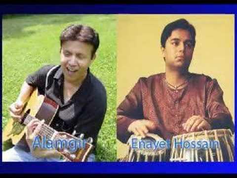 [Ghazal - Tum Poocho] Alamgir & Enayet Hossain - Tabla