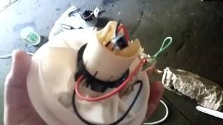 Фокус2 замена топливных фильтров и задних аммортизаторов