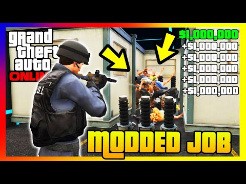 *SOLO & NEW* A SOLO MONEY GLITCH AFK SURVIVAL MISSION  ($20,000,000 EASY) IN GTA 5 ONLINE PATCH 1.50