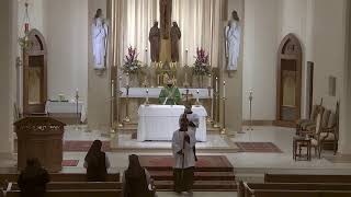 Thirtieth Sunday in Ordinary Time - 10:30 AM Mass at St. Joseph's (10.25.20)