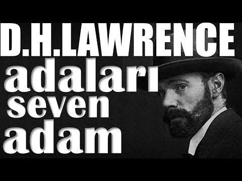 """""""Adaları Seven Adam"""" D.H. Lawrence sesli kitap tek parça Akın ALTAN"""