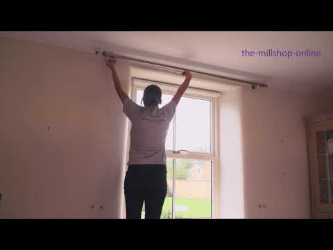 How To Measure Window For Curtains