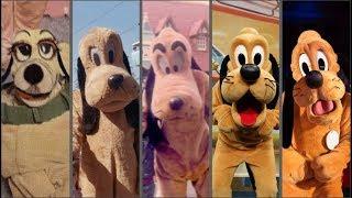 Evolution Of Pluto In Disney Theme Parks! Distory Ep. 5! Disney History