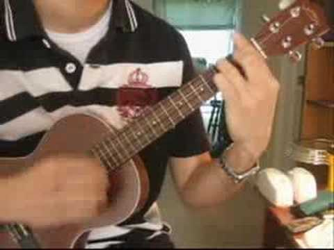 How To Play Sweet Child Of Mine on Uke (PART 1)