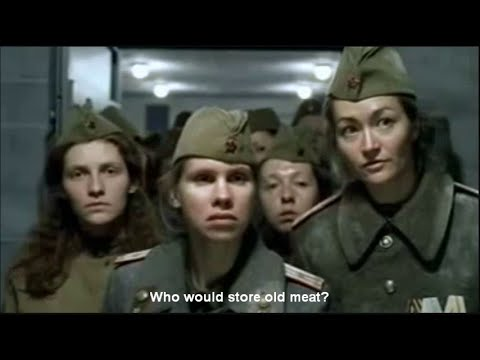 Soviet Girls Find 40-Year-Old Meat From China in the Bunker (A Parody)