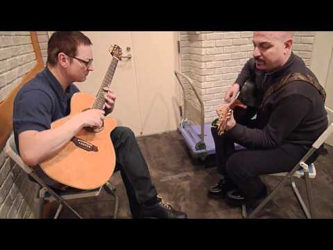 The Lotus Eaters - The First Picture of You (backstage rehearsal) - Tokyo 24 oct 2010