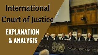 Video International Court of Justice (ICJ) - Explanation and Analysis download MP3, 3GP, MP4, WEBM, AVI, FLV November 2018