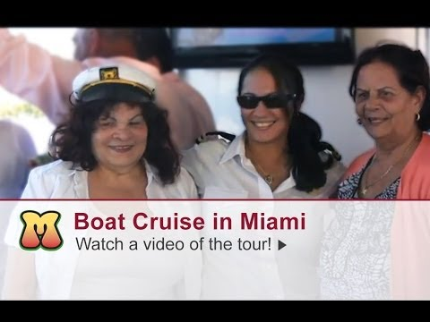 Sightseeing Cruise In Miami