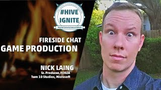 HI WEEK: GAME PRODUCTION - A Fireside Chat with Nick Laing