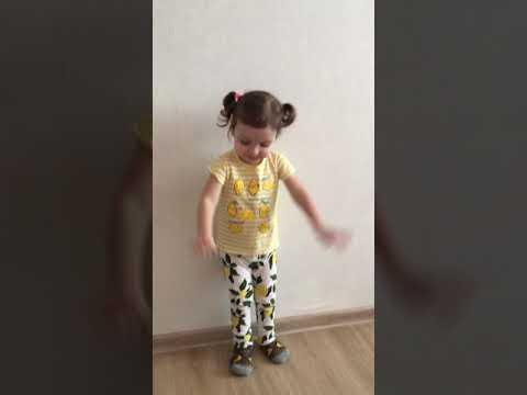 Танец про жирафа