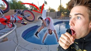INSANE HOME MADE OBSTACLE COURSE! *NEW HOUSE*