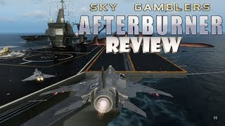 Sky Gamblers: Afterburner (Switch) Review (Video Game Video Review)