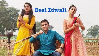 Types of People on Diwali - | Lalit Shokeen Films