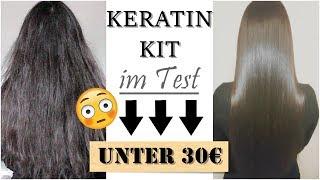 DIY KERATING TREATMENT | Hair straightening & hair sealing for 3 months