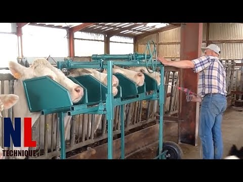 Modern Farming Technology with Cool Machines for The Highest Productivity ▶ 2