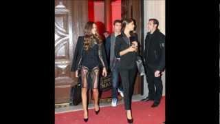 Cristiano Ronaldo & Irina Shayk Out in Madrid NEW Photos nov 2012