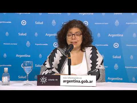 Triste récord: hay 769 casos nuevos de coronavirus en la Argentina from YouTube · Duration:  10 minutes 11 seconds