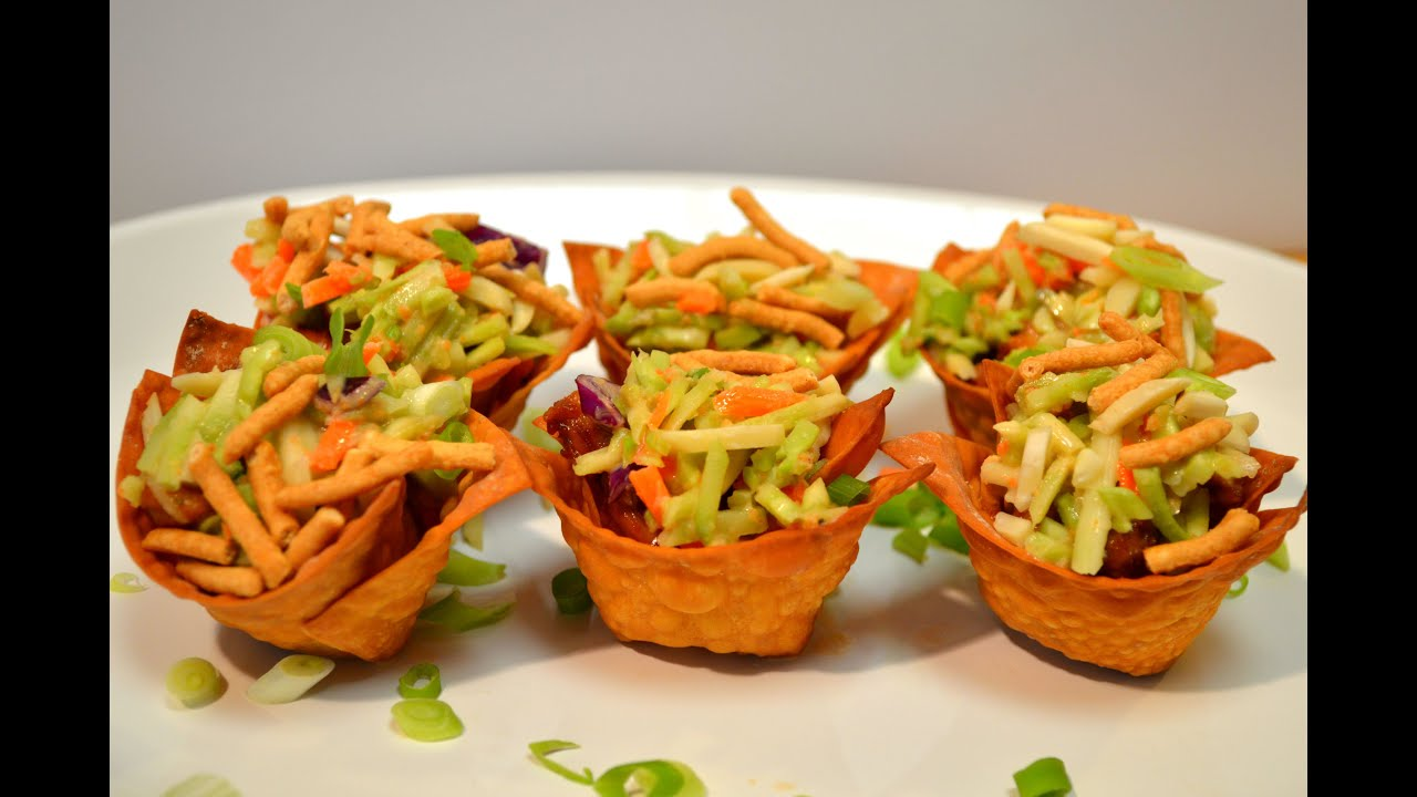 recipe tacos Applebees wonton asian