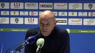 VIDEO: Après Sochaux HAC (2-0) réaction de Paul Le Guen