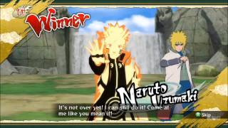 Naruto Shippuden: Ultimate Ninja Storm Revolution - Battle Gameplay [HD]