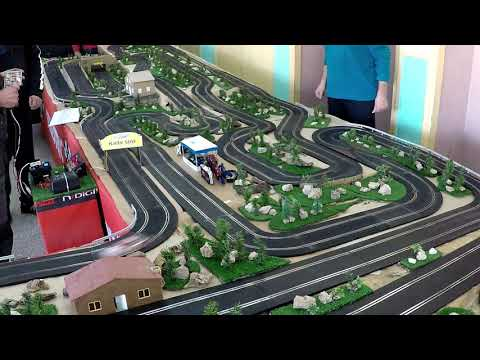 Rally Legends  Alhama Slot Racing