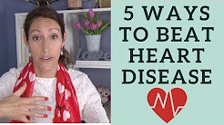 10 Heart Attack Symptoms In Women Under 60 and 5 Ways to Reduce Heart Disease Risk Through Diet