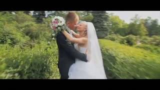 Свадебный видеоклип. Свадебное видео. 18 июля 2009 года.