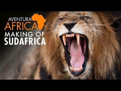Making of Aventura Africa Sudafrica super slow motion
