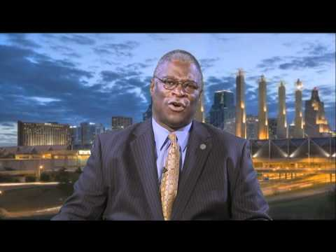 Mayor Sly James Welcomes Visitors to Kansas City