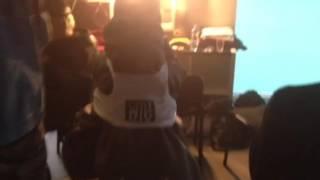 Олимпия Ивлева Little Big в костюме Ждуна