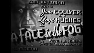 Mystery Thriller Movie - A Face In The Fog