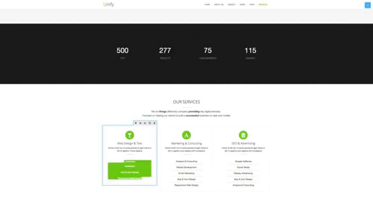 Funky Typo 3 Templates Pictures - Professional Resume Examples ...