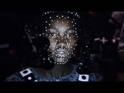 Star Wars: Lupita Nyong'o on Using Motion Capture to Make Maz Kanata
