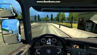 Euro Truck Simulator 2 - Deneme