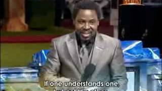 THE POWER OF GOD - MESSAGE BY TB JOSHUA PART1