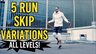 TRY THESE FOR MAXIMUM WEIGHT LOSS! | JUMP ROPE TUTORIAL by Rush Athletics