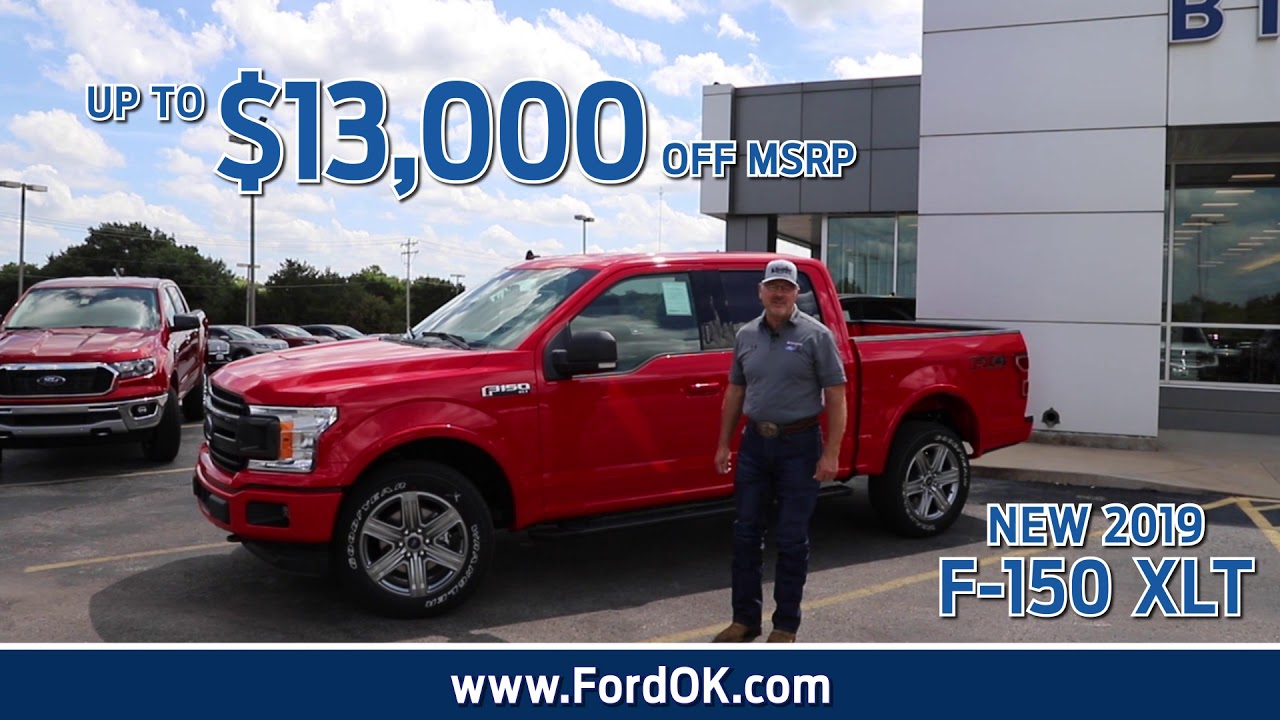 Billingsley Ford Ardmore >> Billingsley Ford Of Ardmore The F Series Truck Is King